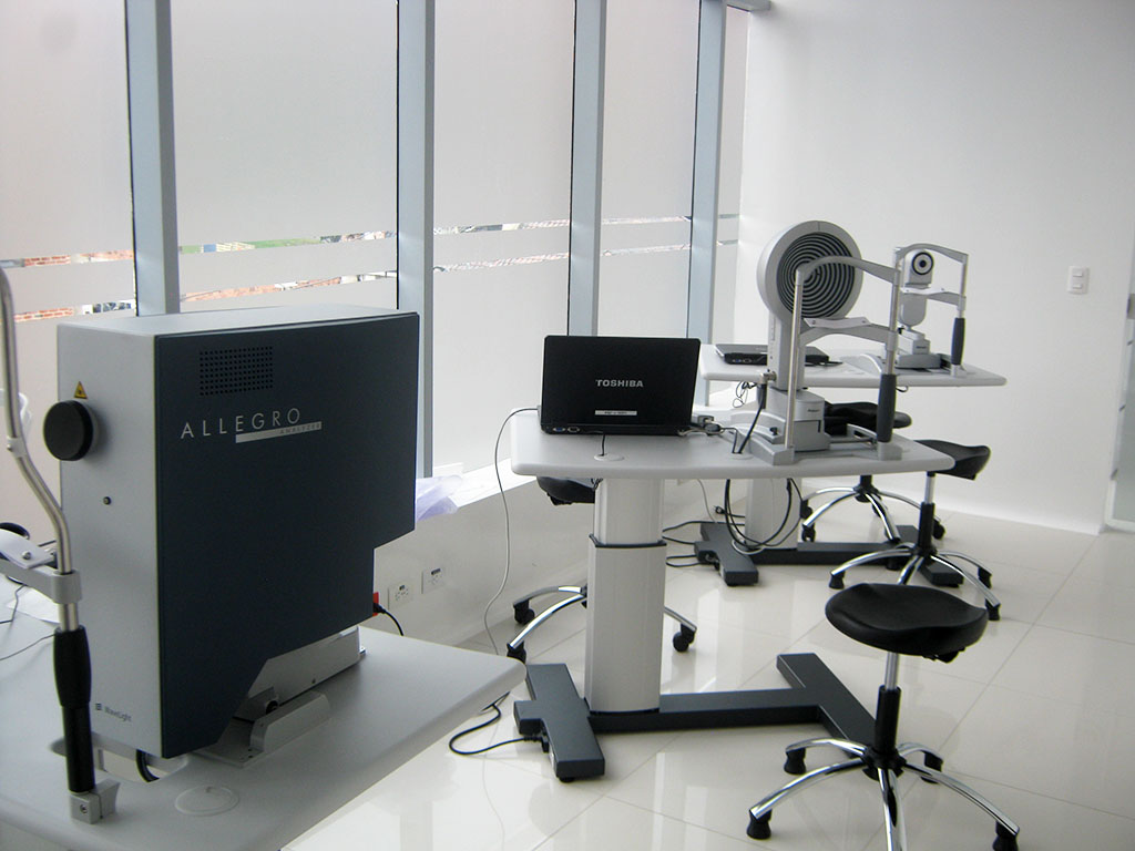 Equipos Diagnósticos